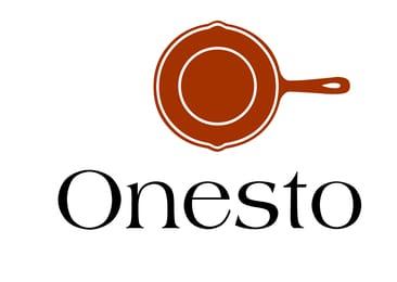 Onesto Food Logo