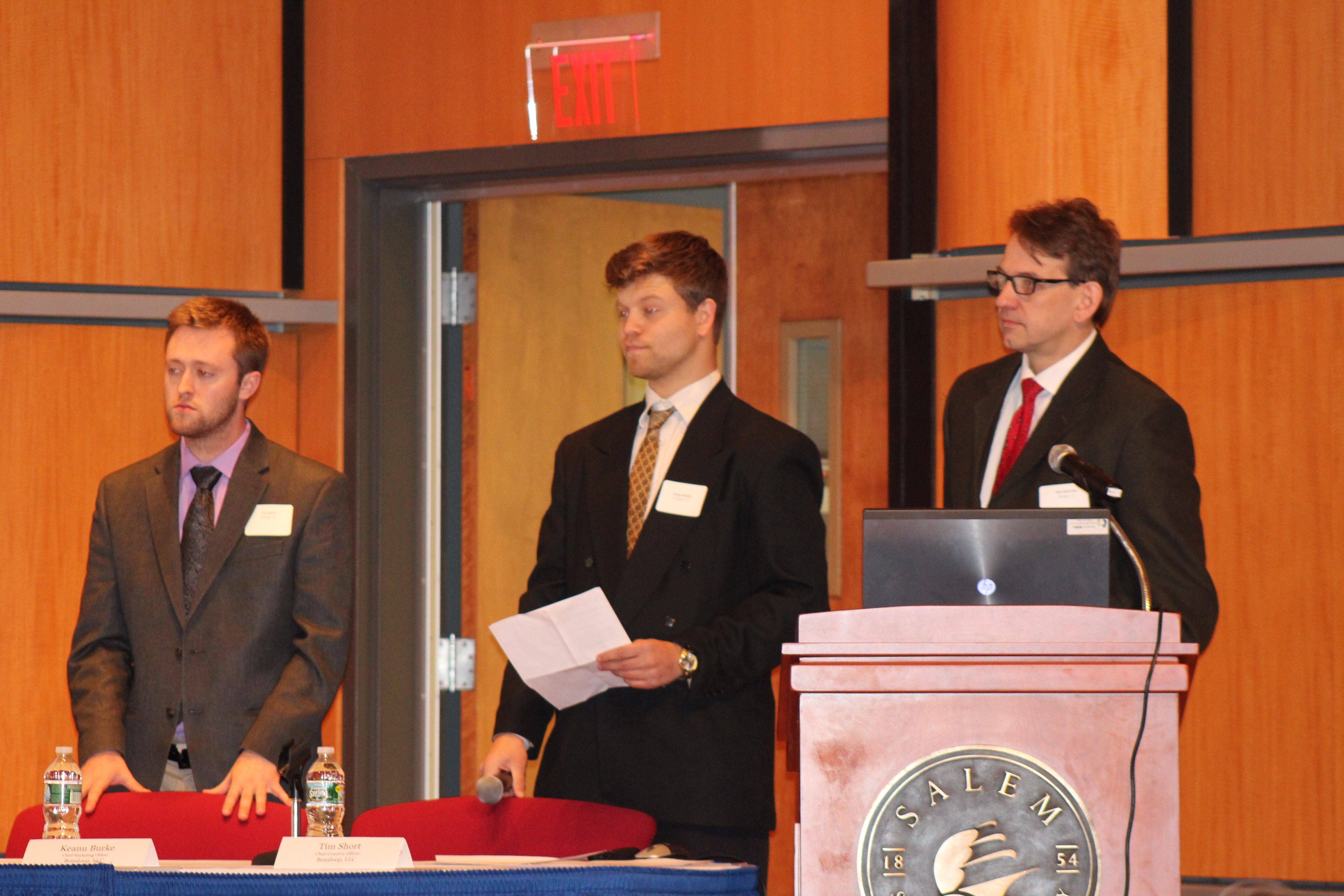 Boston college business plan competition