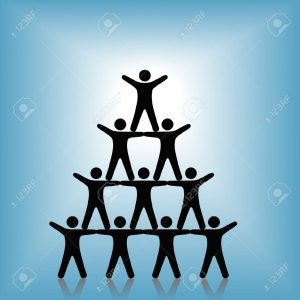 2676859-A-group-of-people-team-up-in-a-pyramid-to-celebrate-success-teamwork-cooperation-winning-etc--Stock-Vector