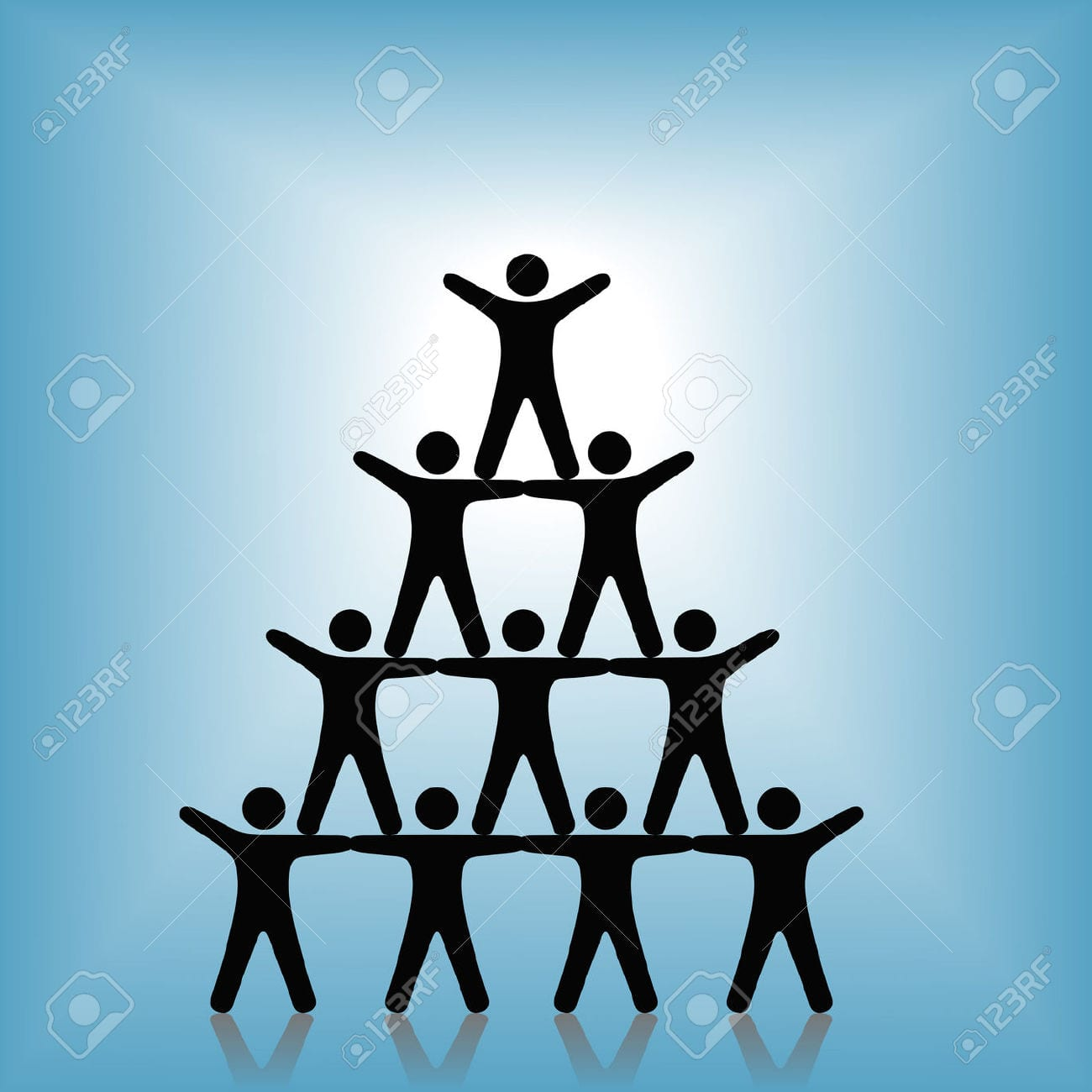 8 Creative Ways to Pose Large Groups of 10+ | Improve ...  |Group Cooperation