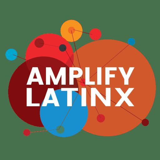 Amplify Latinx Logo